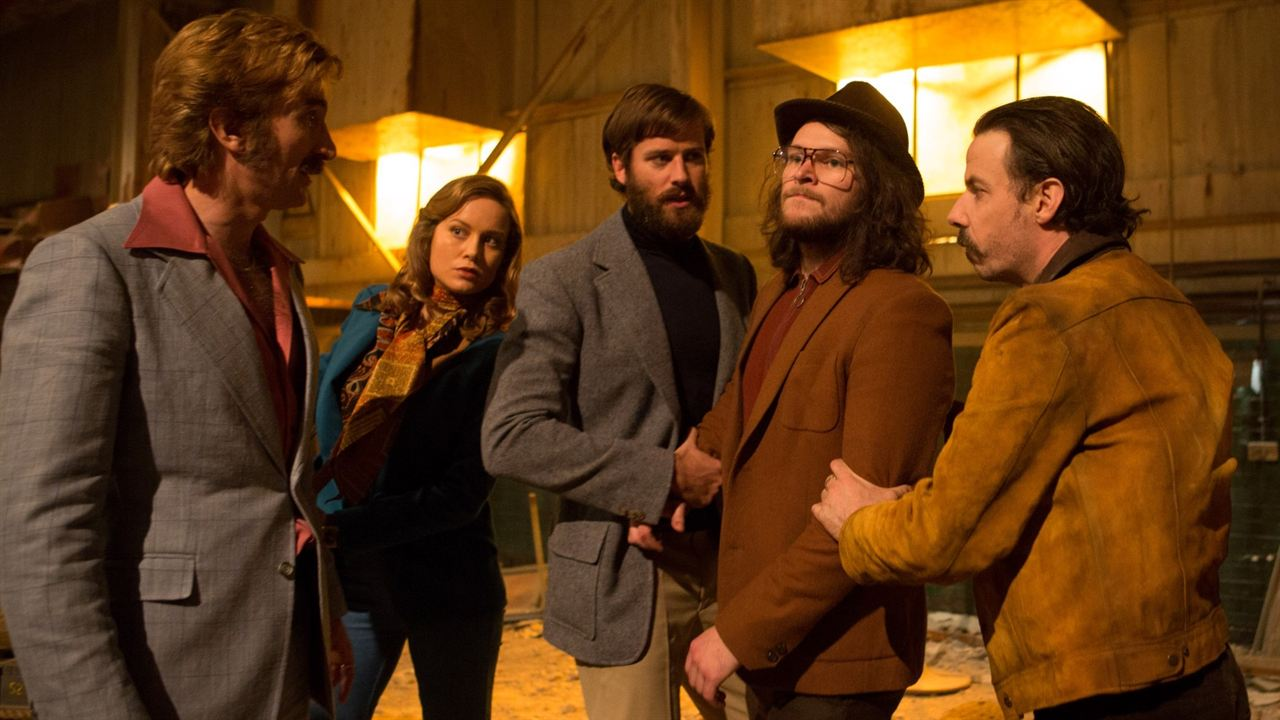 Free Fire: O Tiroteio : Foto Armie Hammer, Brie Larson, Jack Reynor, Noah Taylor, Sharlto Copley