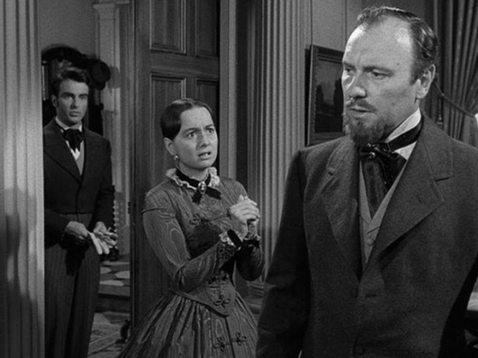 Tarde Demais: Ralph Richardson, Montgomery Clift, Olivia de Havilland