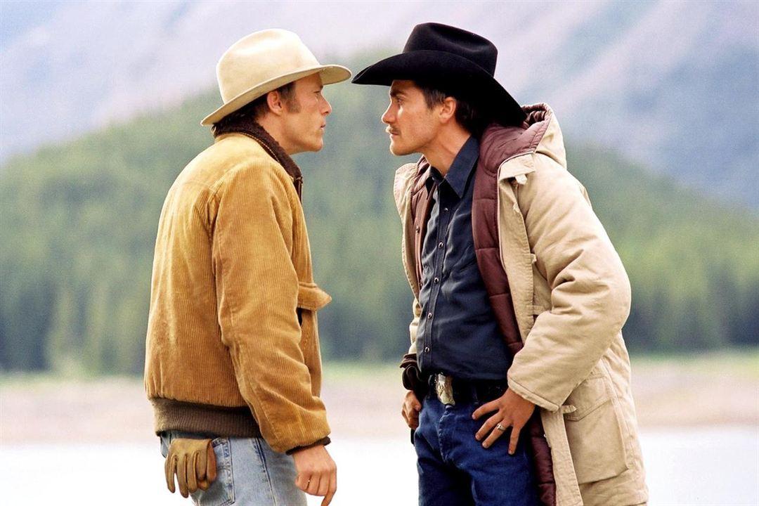 O Segredo de Brokeback Mountain: Heath Ledger, Jake Gyllenhaal