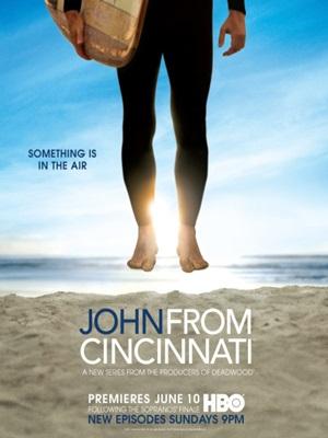 O Estranho de Cincinnati : Poster