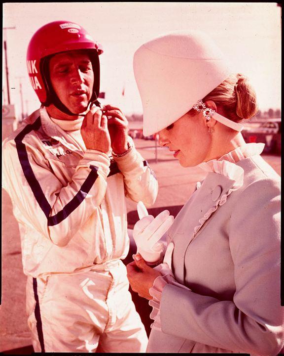 Foto Joanne Woodward, Paul Newman