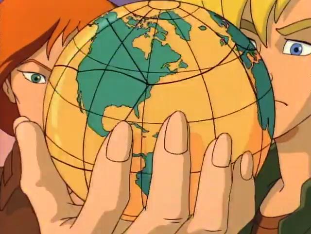 Em que lugar da Terra está Carmen Sandiego? : Foto