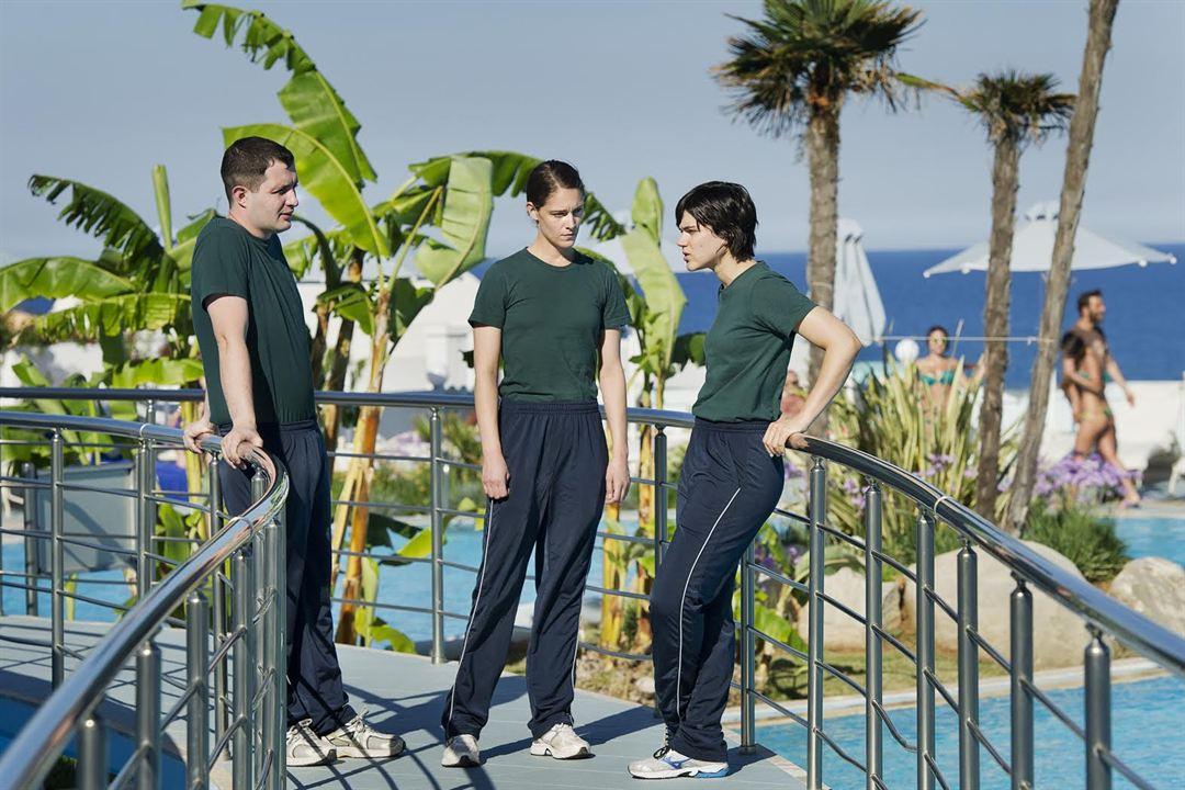 The Stopover: Ariane Labed, Karim Leklou,  Soko