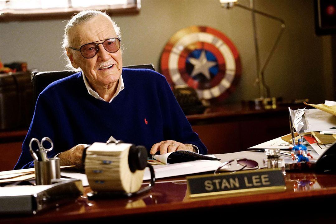 Foto Stan Lee