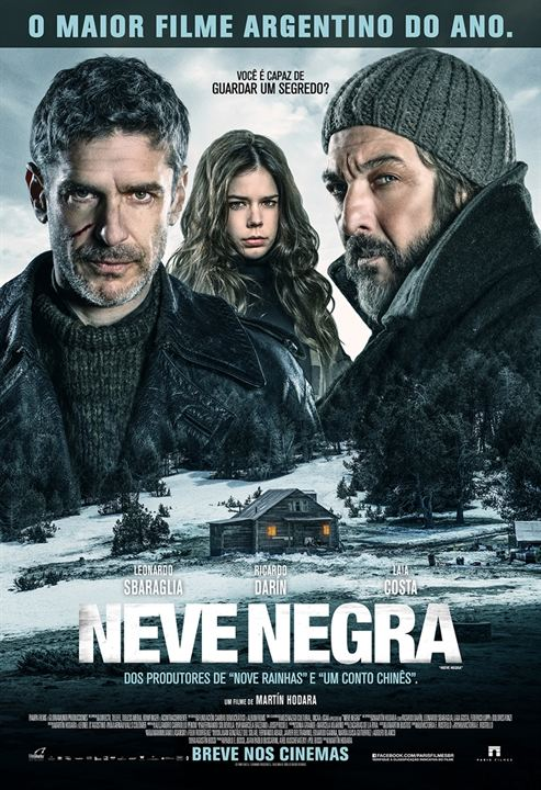 Neve Negra : Poster
