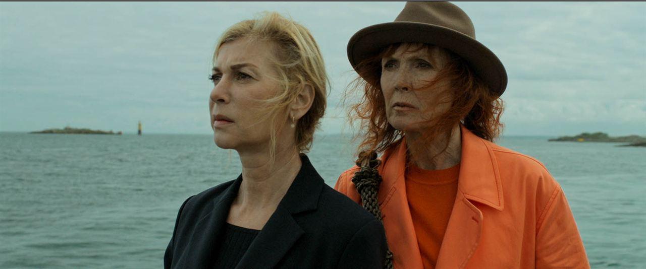 Chouquette: Michèle Laroque, Sabine Azéma