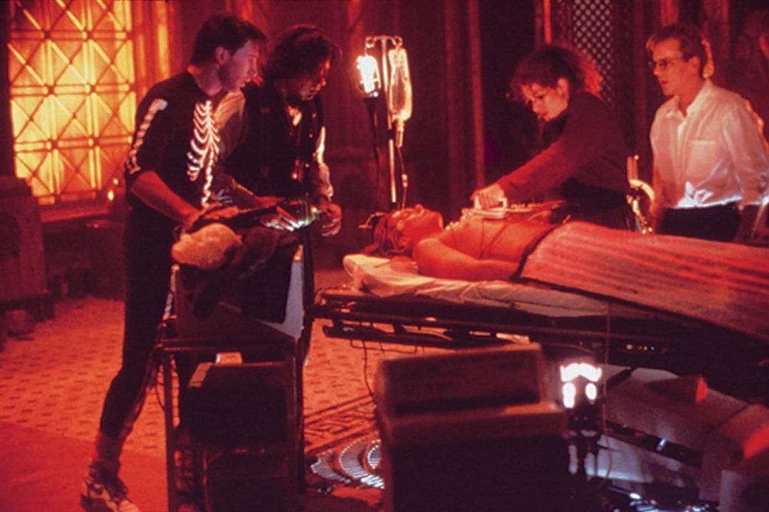 Linha Mortal: Julia Roberts, Kevin Bacon