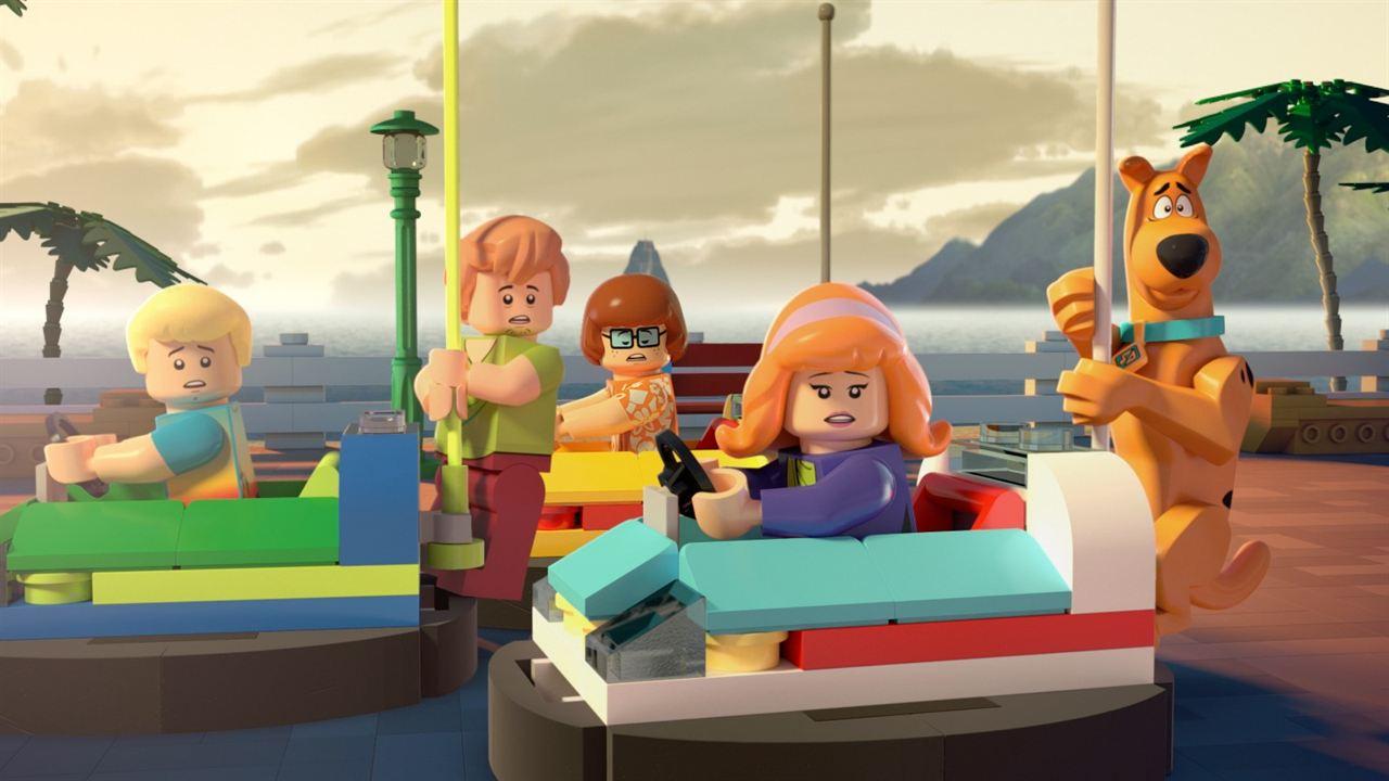 Lego Scooby-Doo! O Golpe da Praia