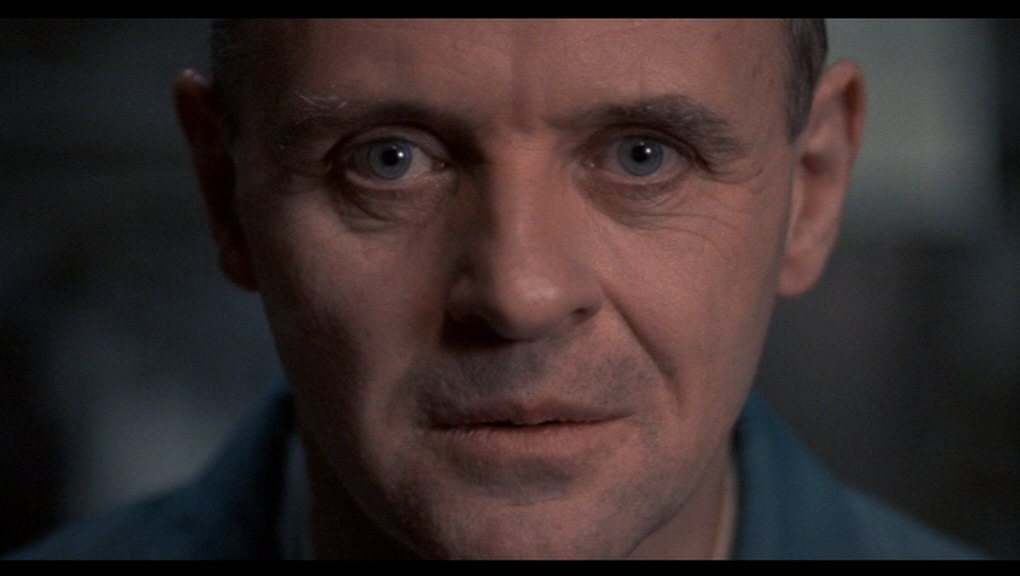 O Silêncio dos Inocentes: Anthony Hopkins