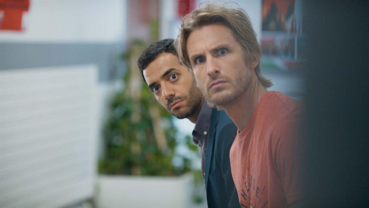 Casa Comigo, Cara: Tarek Boudali, Philippe Lacheau