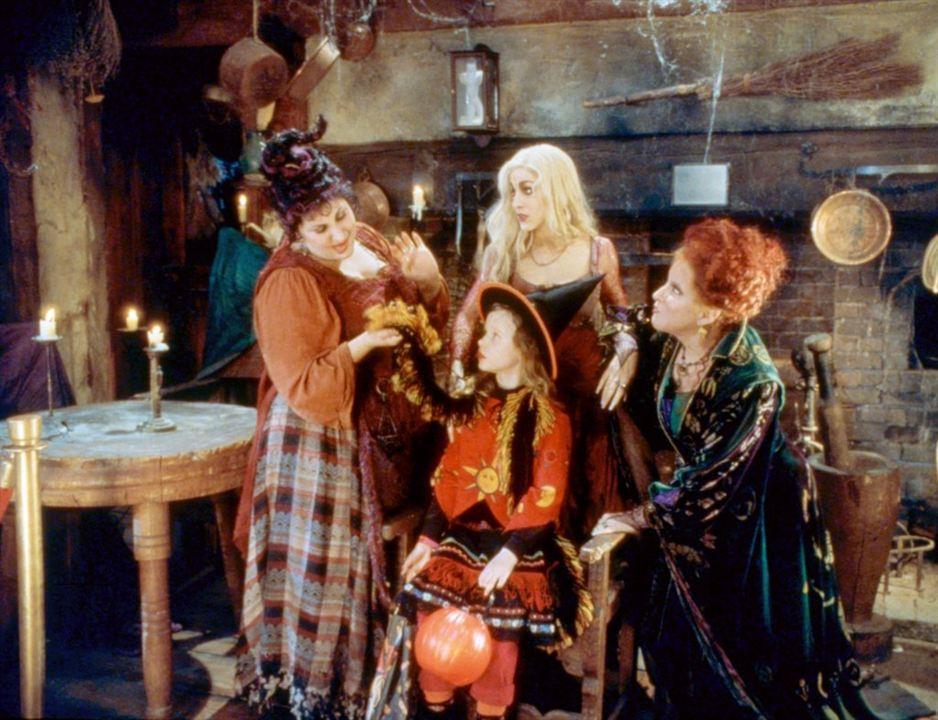 Abracadabra : Foto Bette Midler, Kathy Najimy, Sarah Jessica Parker, Thora Birch