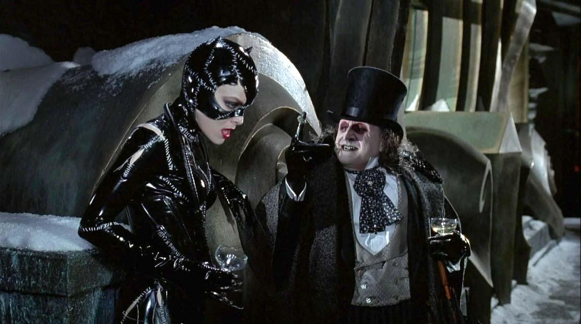 Batman - O Retorno : Foto Danny DeVito, Michelle Pfeiffer