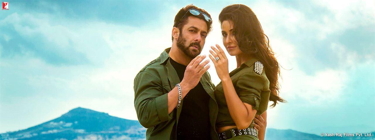 Tiger Zinda Hai : Foto Katrina Kaif, Salman Khan