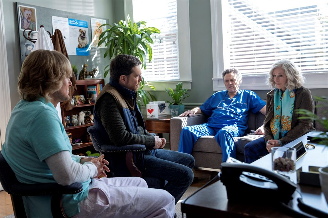 Correndo Atrás de um Pai : Foto Christopher Walken, Ed Helms, Glenn Close, Owen Wilson