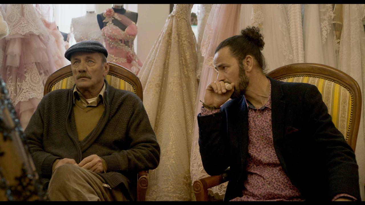 Wajib - Um Convite de Casamento : Foto Mohammad Bakri, Saleh Bakri