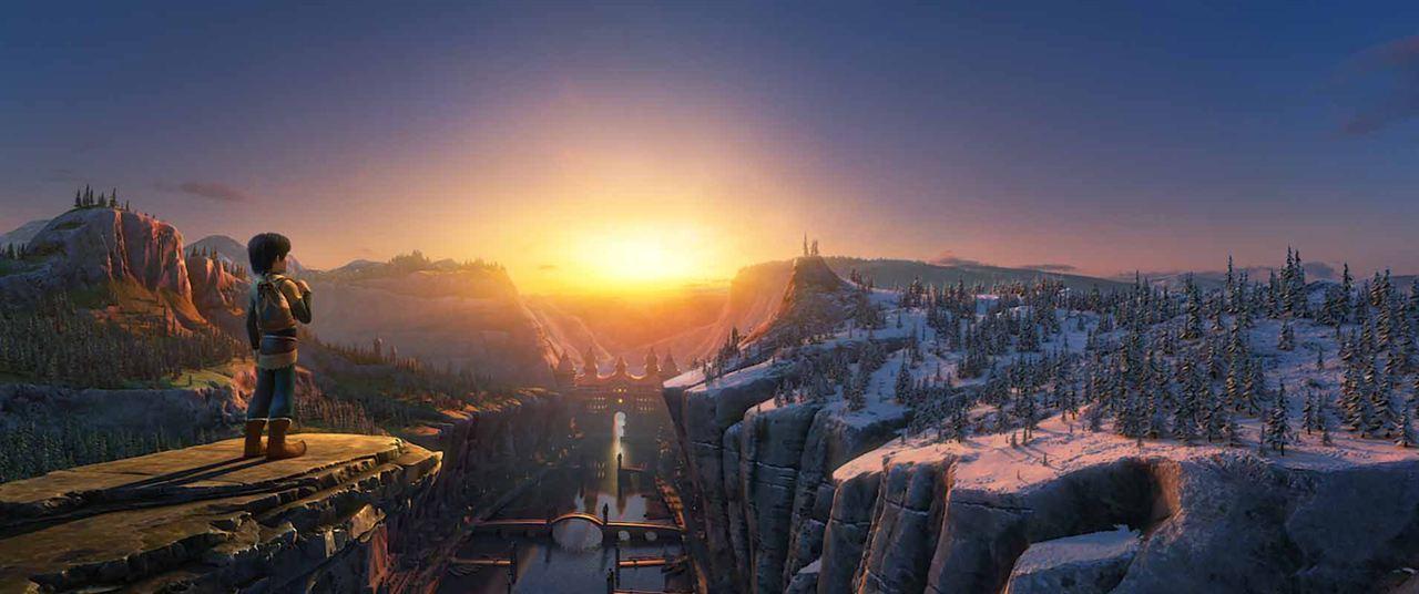 O Reino Gelado - Fogo e Gelo