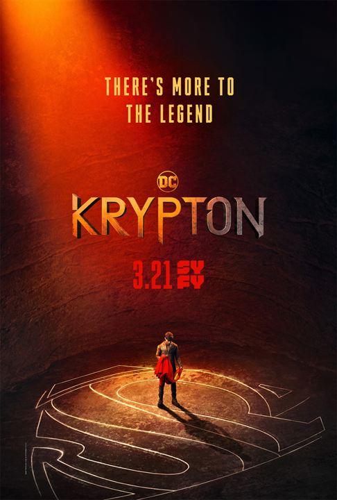 Krypton : Poster