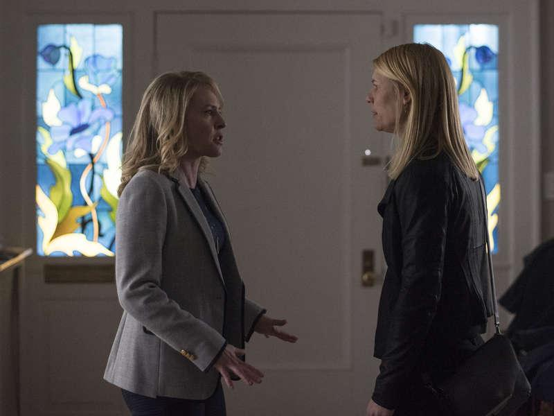 Foto Amy Hargreaves, Claire Danes