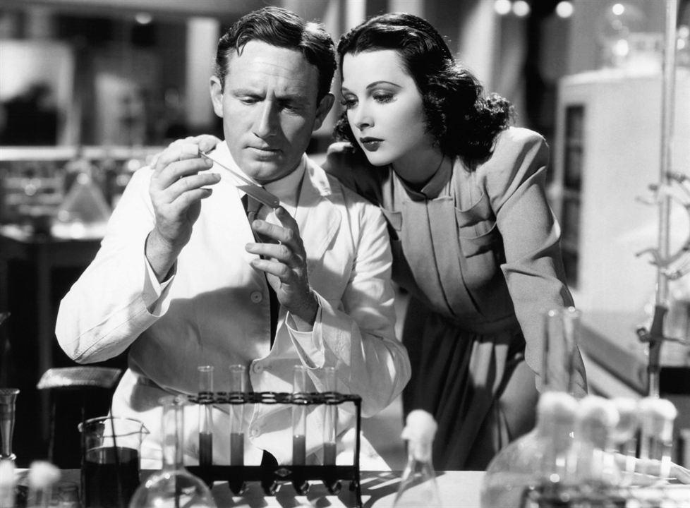 Bombshell: A História de Hedy Lamarr : Foto Hedy Lamarr