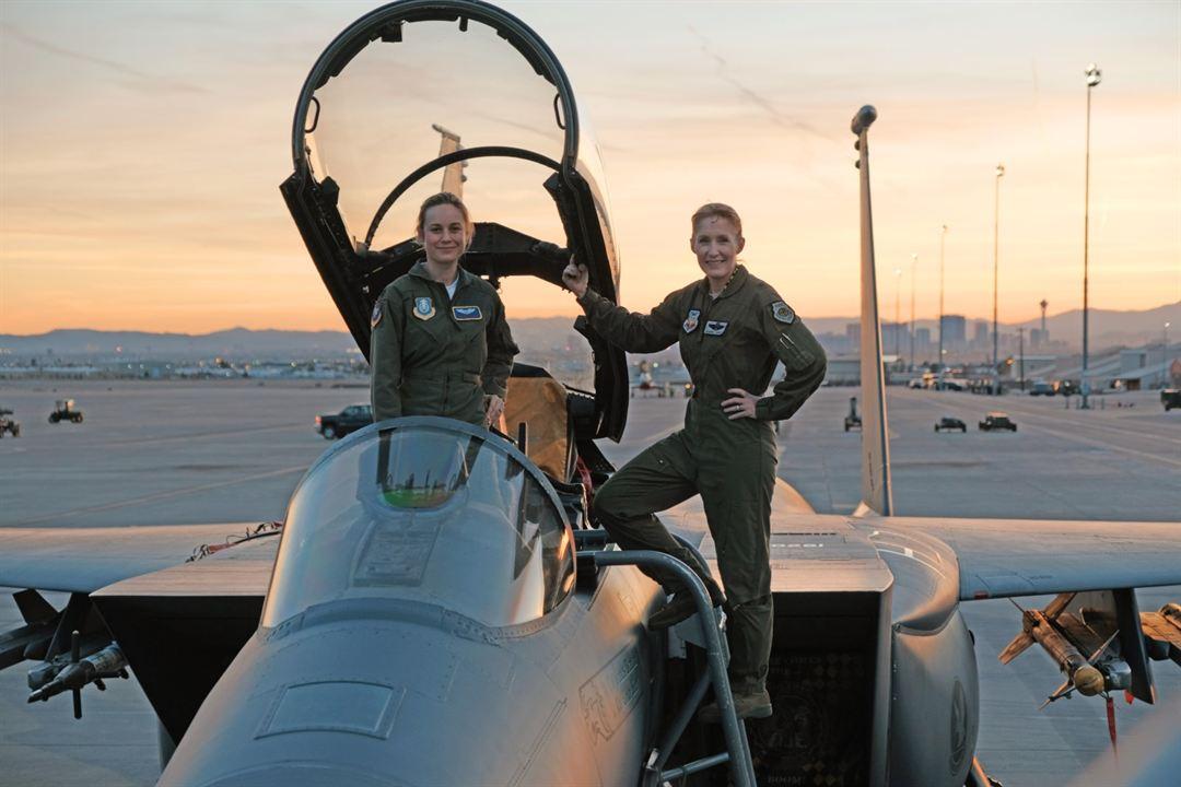 Capitã Marvel : Vignette (magazine) Brie Larson