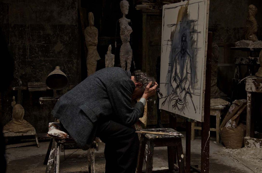 O Último Retrato: Geoffrey Rush