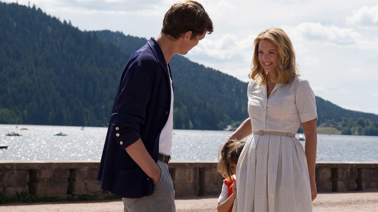 Um Amor Impossível: Virginie Efira, Niels Schneider
