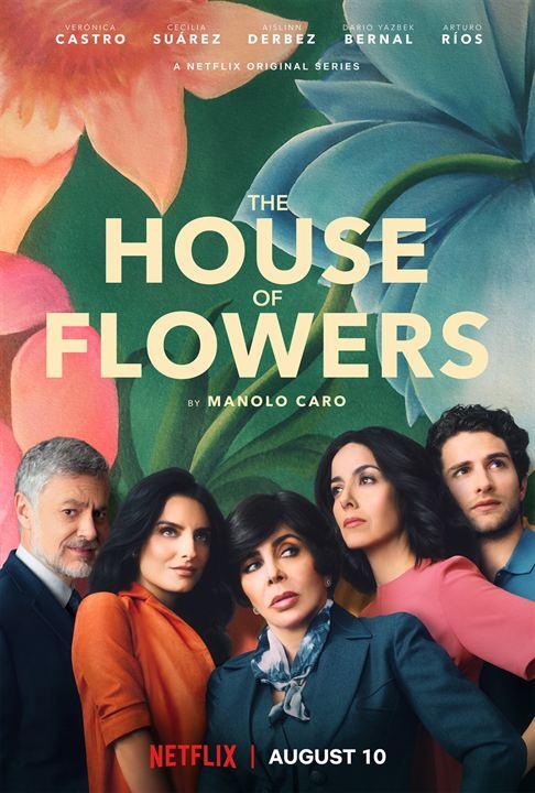 A Casa das Flores : Poster