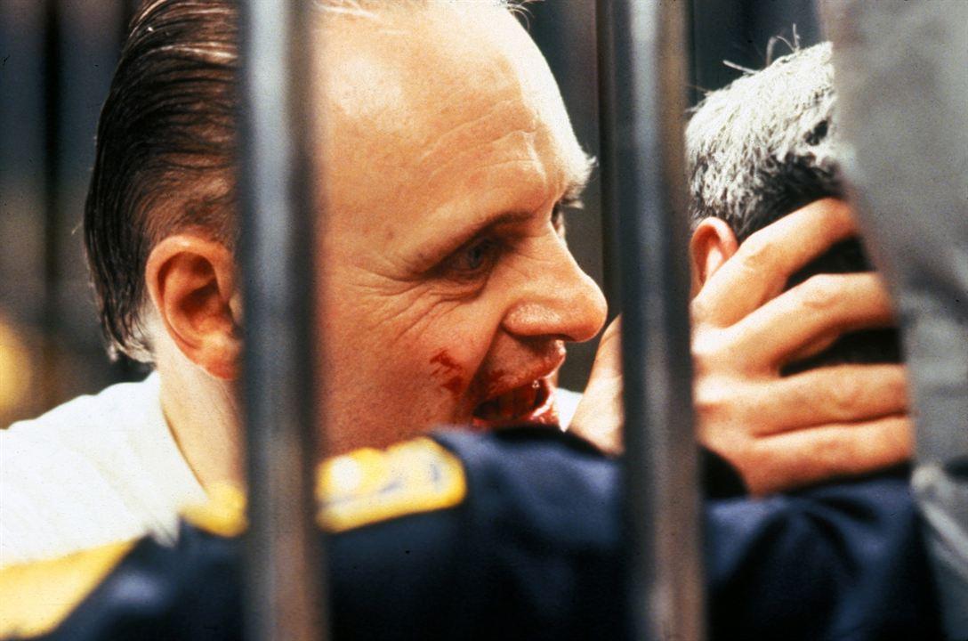 O Silêncio dos Inocentes: Anthony Hopkins