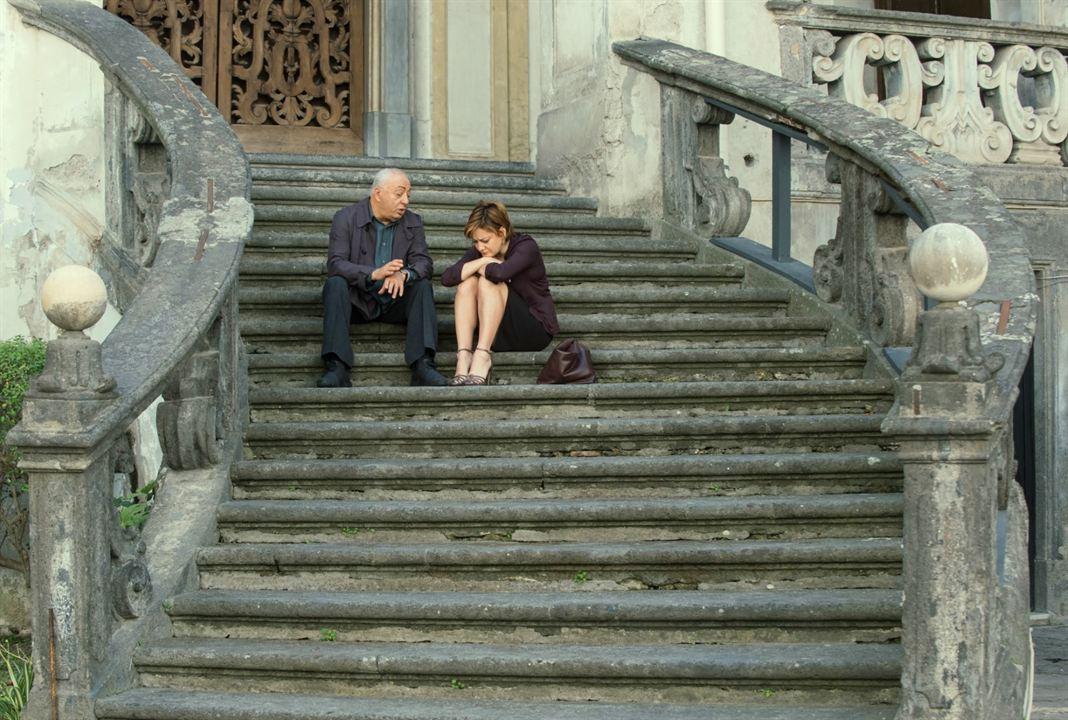 O Segredo de Napóles: Giovanna Mezzogiorno, Peppe Barra