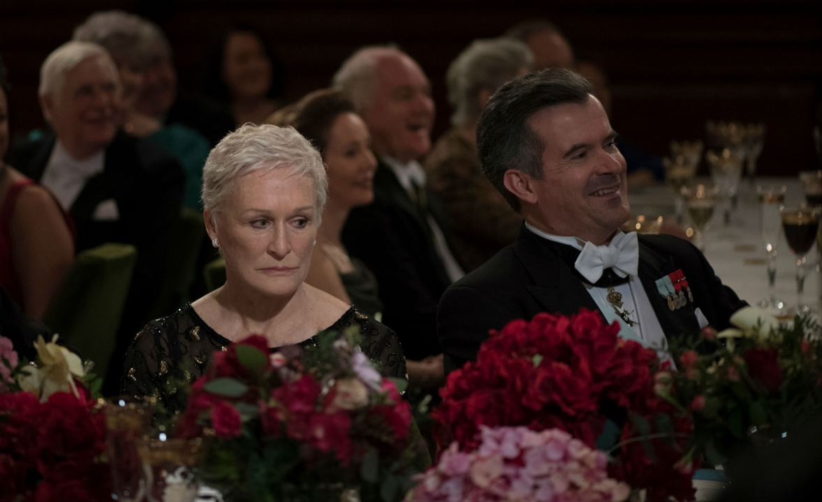 A Esposa : Foto Glenn Close