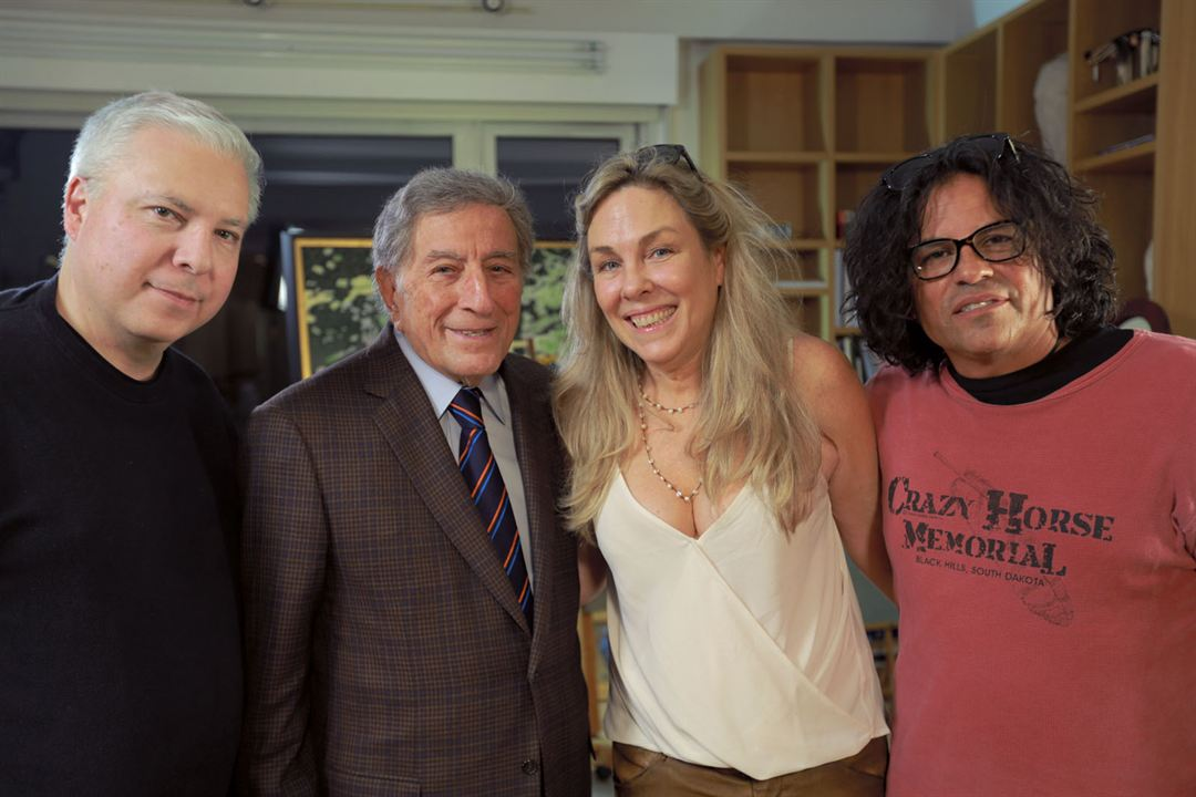 Rumble: The Indians Who Rocked The World : Foto Catherine Bainbridge, Tim Johnson, Tony Bennett