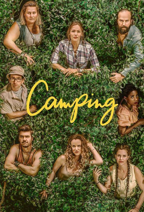 Camping (2018) : Poster