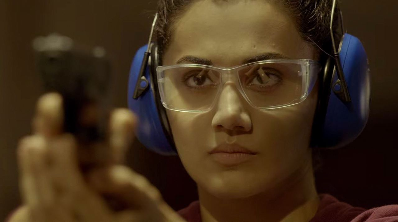 Naam Shabana : Photo Tapsee Pannu