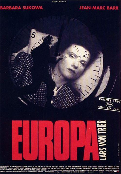 Europa poster - Foto 1 - AdoroCinema
