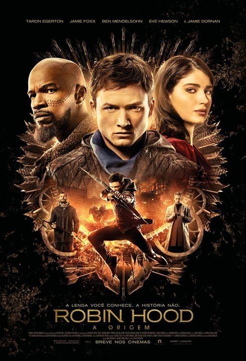 Robin Hood - A Origem : Poster