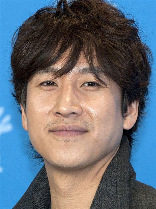 Poster Sun-kyun Lee