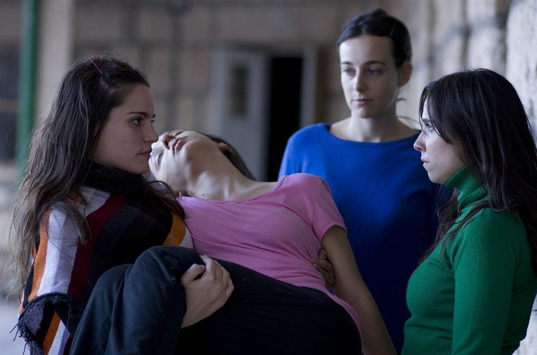 La Flor : Foto Elisa Carricajo, Laura Paredes, Pilar Gamboa, Valeria Correa