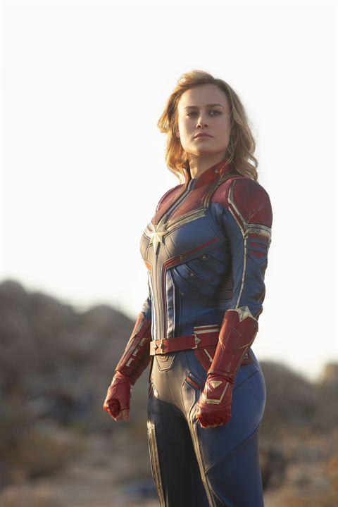 Capitã Marvel : Foto Brie Larson