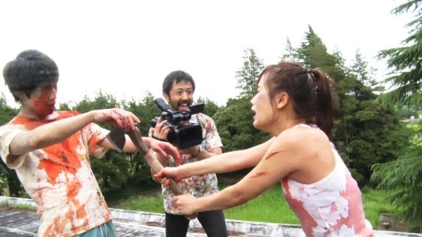 Plano-Sequência dos Mortos: Yuzuki Akiyama, Takayuki Hamatsu, Kazuaki Nagaya