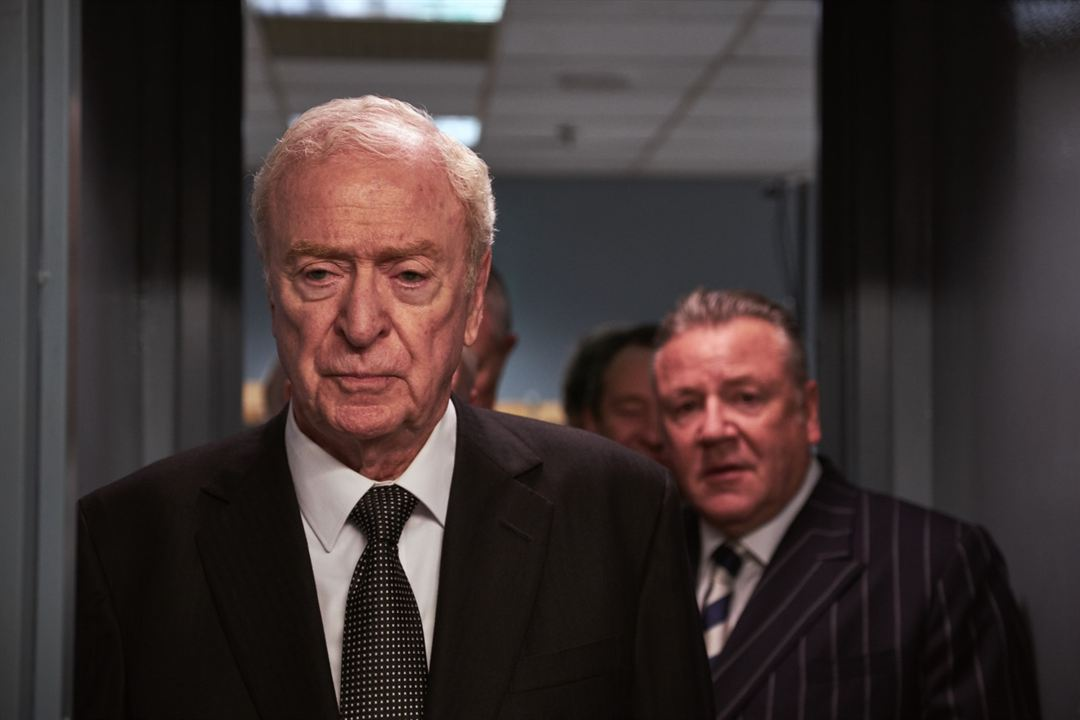 Rei dos Ladrões: Ray Winstone, Michael Caine