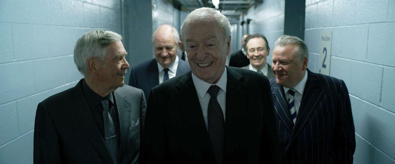 Rei dos Ladrões : Foto Jim Broadbent, Michael Caine, Paul Whitehouse, Ray Winstone, Tom Courtenay