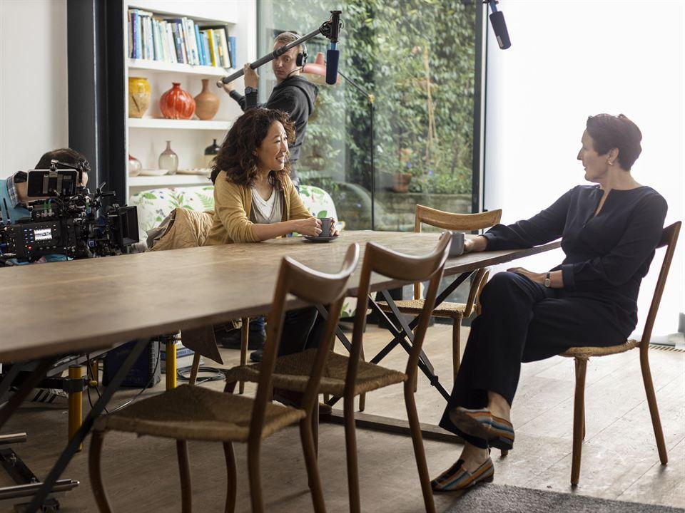 Vignette (magazine) Fiona Shaw, Sandra Oh