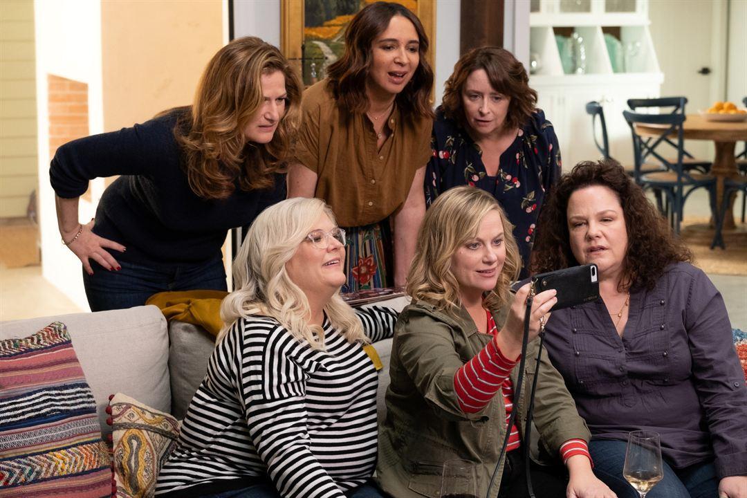 Entre Vinho e Vinagre : Foto Amy Poehler, Ana Gasteyer, Maya Rudolph, Paula Pell, Rachel Dratch