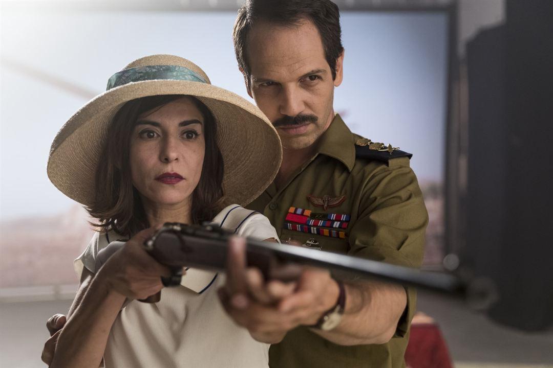 Tel Aviv em Chamas: Lubna Azabal, Yousef Sweid