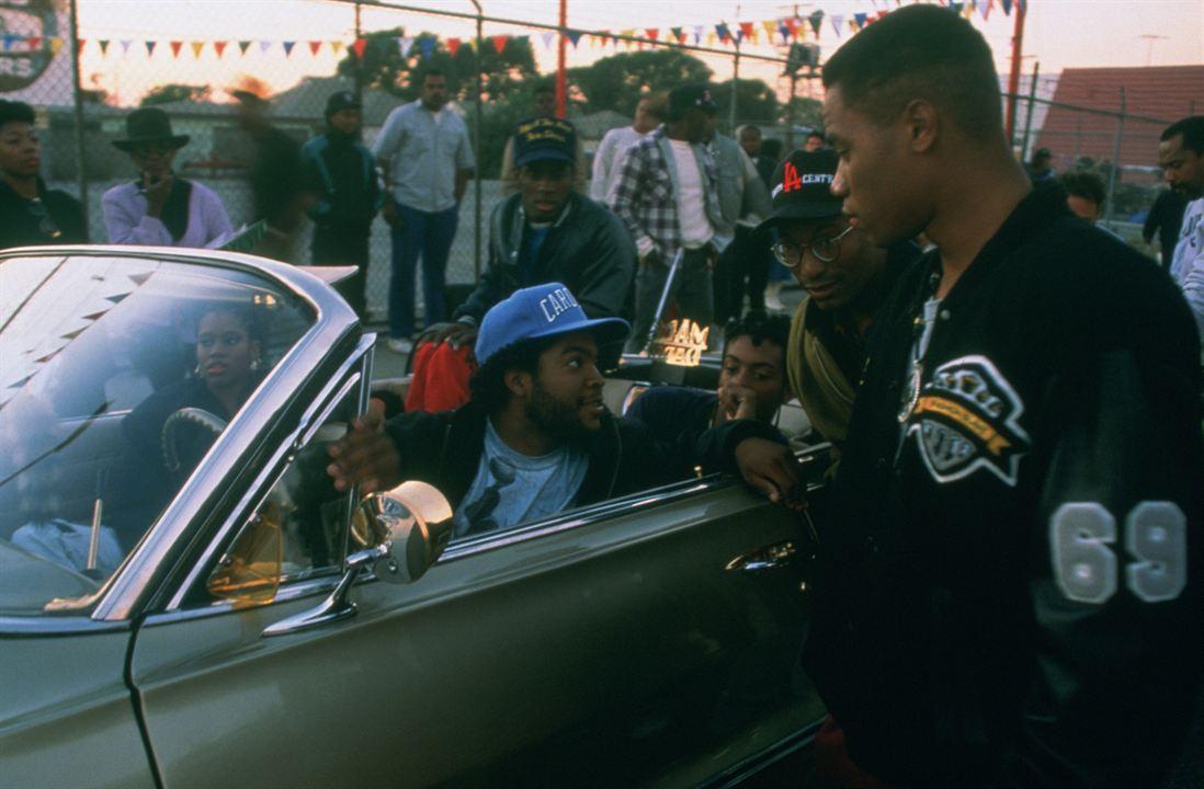 Os Donos da Rua: Ice Cube, Cuba Gooding Jr.