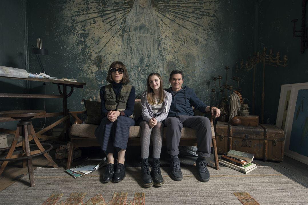 Cadê Você, Bernadette? : Foto Billy Crudup, Cate Blanchett, Emma Nelson (IV)