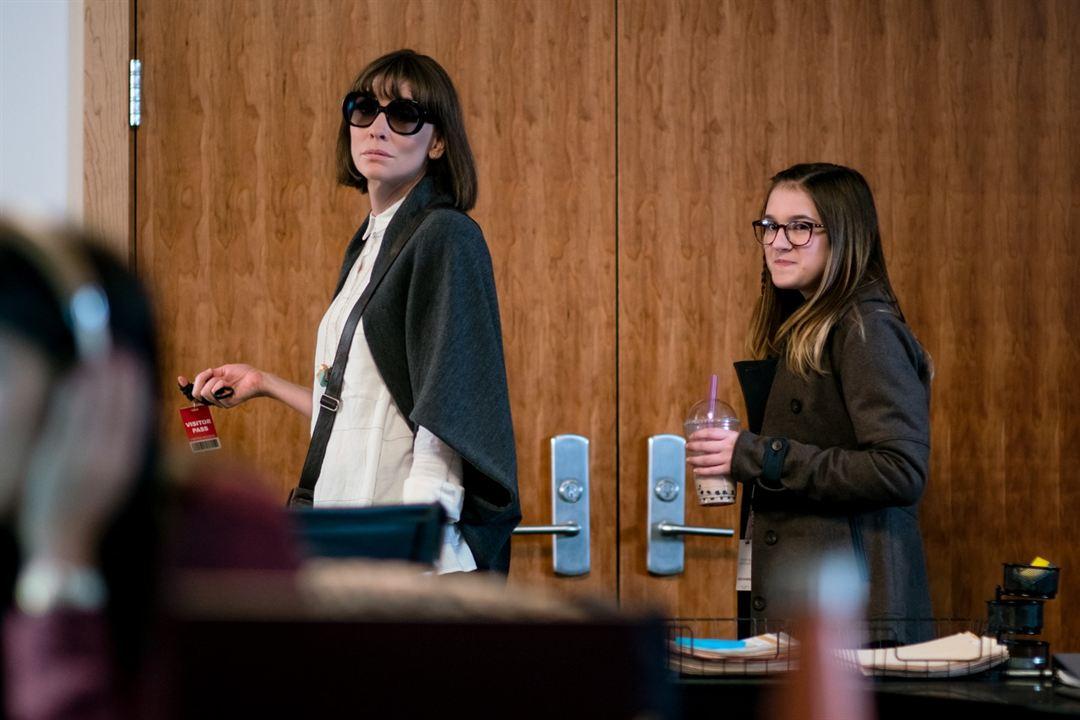 Cadê Você, Bernadette? : Foto Cate Blanchett, Emma Nelson (IV)