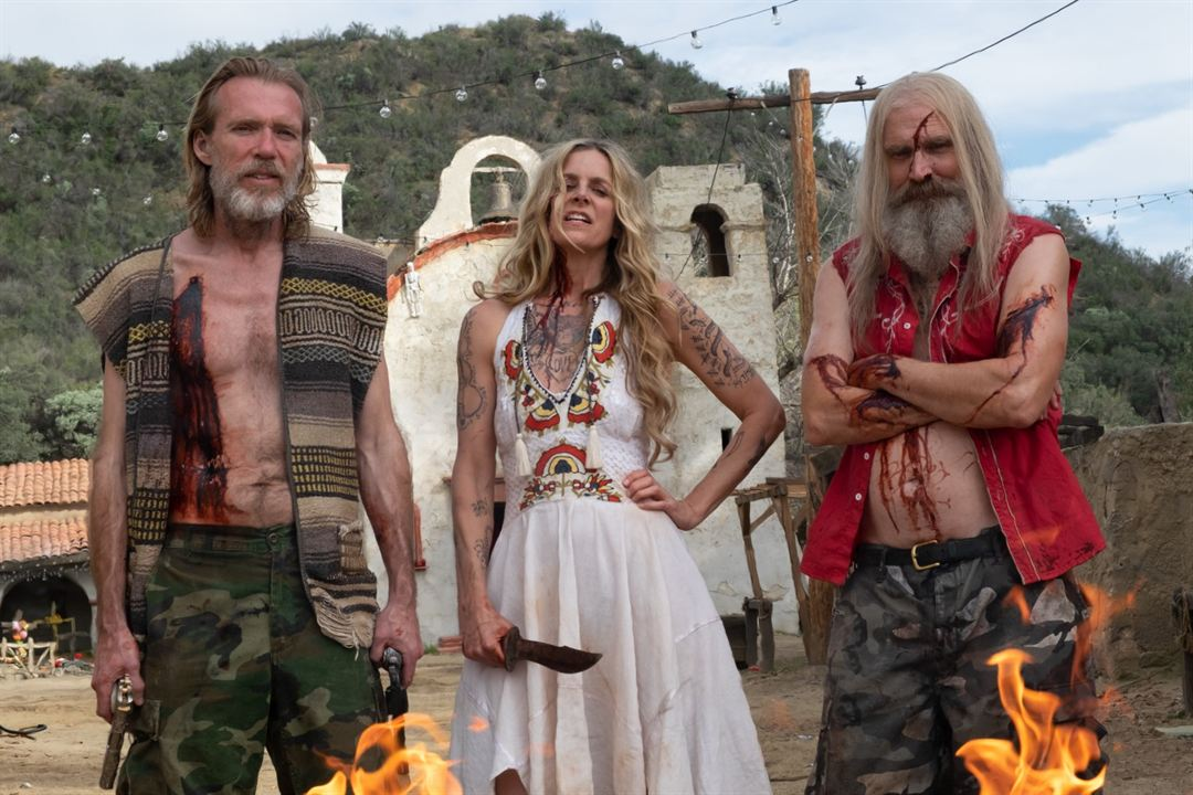 Os 3 Infernais : Foto Bill Moseley, Richard Brake, Sheri Moon Zombie