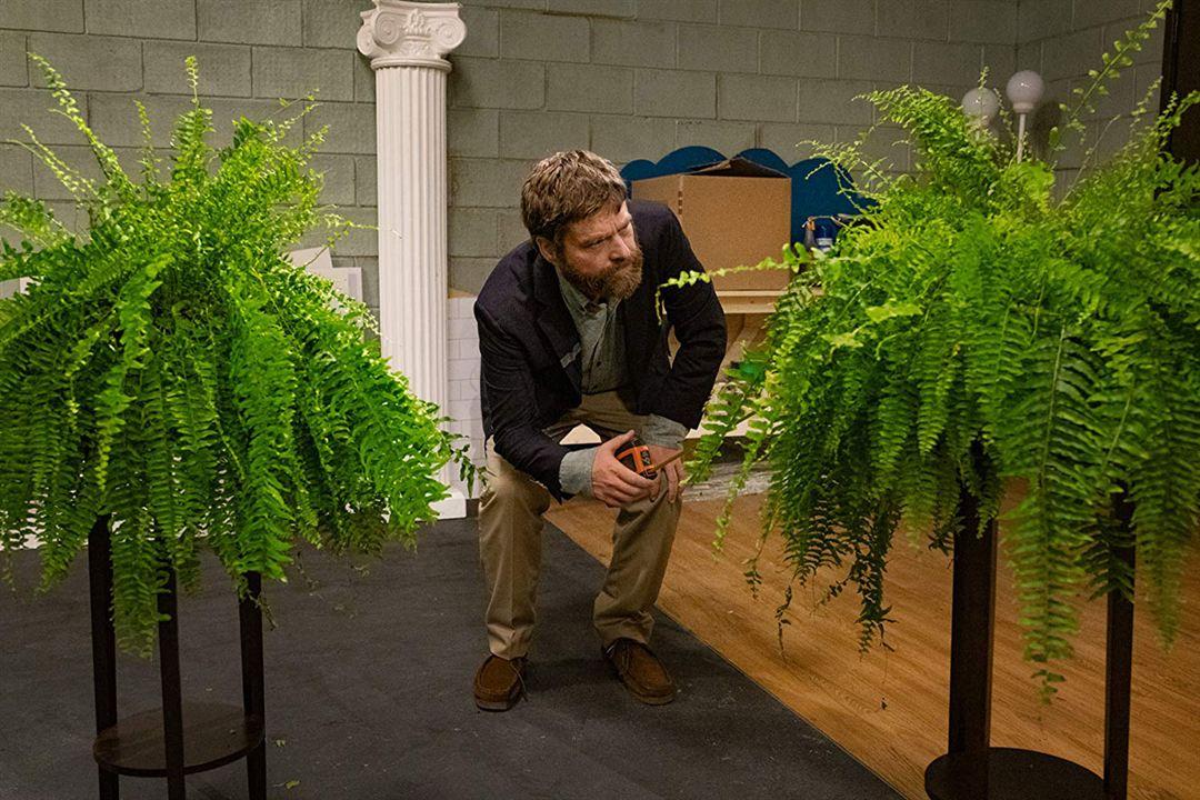 Between Two Ferns: The Movie : Photo Zach Galifianakis