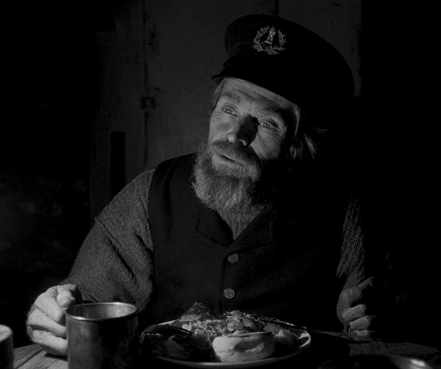 O Farol : Foto Willem Dafoe
